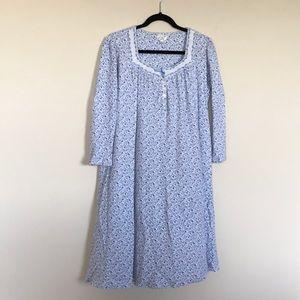ARIA collection 100% cotton nightgown.EUC- Medium